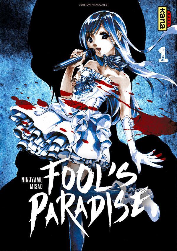 Fool Paradise T.01 | 9782505071525