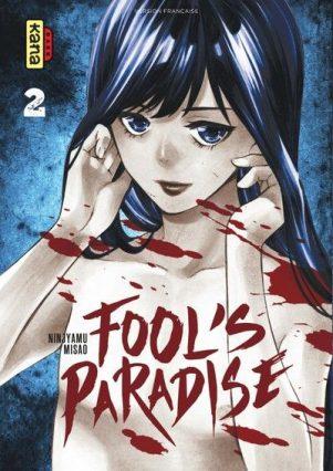 Fool Paradise T.02 | 9782505071532