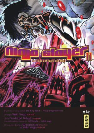 Ninja Slayer T.11 | 9782505072096