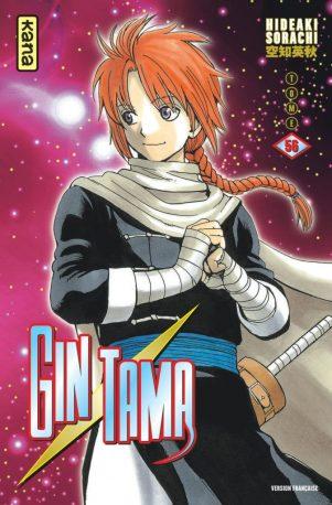 Gintama T.56 | 9782505072409