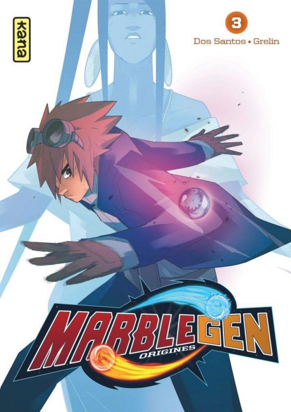Marble gen T.03 | 9782505073086