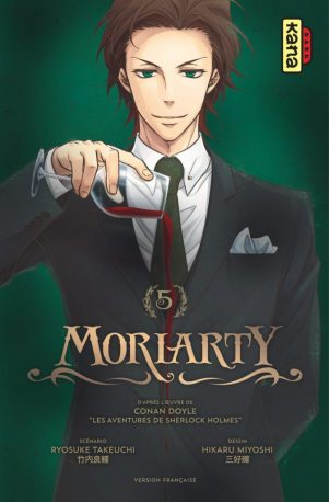 Moriarty T.05 | 9782505073369