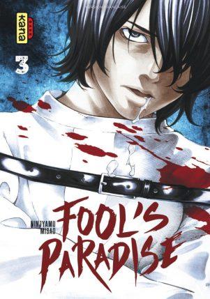 Fool Paradise T.03 | 9782505074250