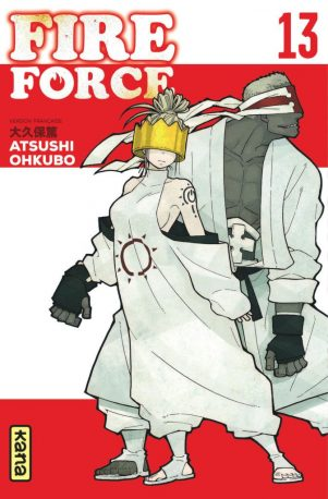 Fire Force T.13 | 9782505074281