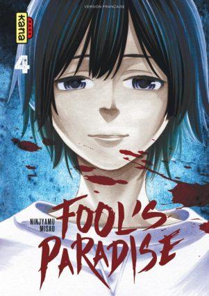 Fool Paradise T.04 | 9782505074298