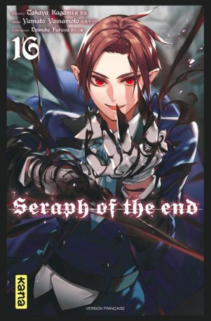 Seraph of The End T.16 | 9782505075448