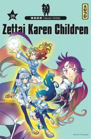 Zettai Karen Children T.39 | 9782505075547