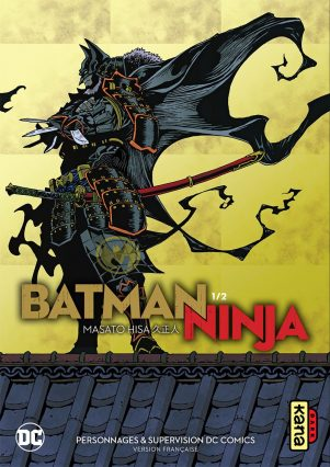 Batman ninja T.01 | 9782505075813