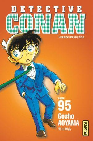 Detective Conan T.95 | 9782505075837