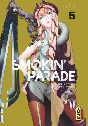 Smokin' parade T.05   9782505075974