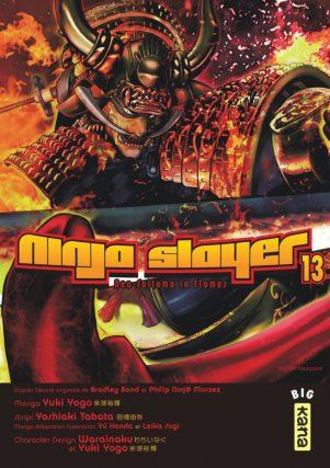 Ninja Slayer T.13 | 9782505075998
