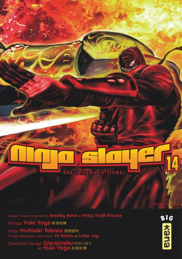 Ninja Slayer T.14 | 9782505076063