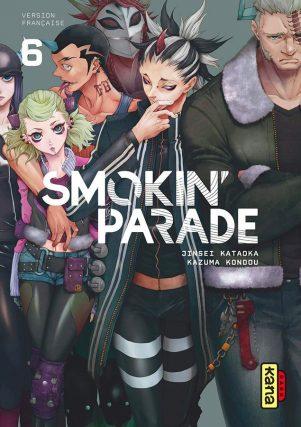 Smokin' parade T.06   9782505076070