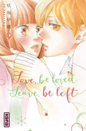Love, Be Loved, Leave, Be Left T.09 | 9782505076117