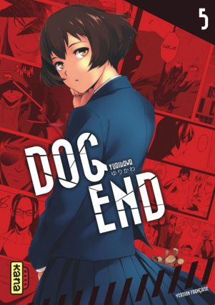 Dog end T.05 | 9782505076391