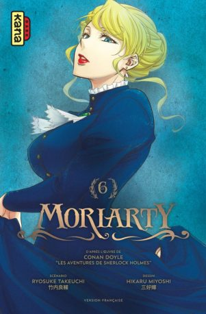 Moriarty T.06 | 9782505076414