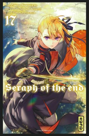 Seraph of The End T.17 | 9782505076483