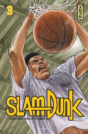 Slam Dunk -Star edition T.03 | 9782505076520