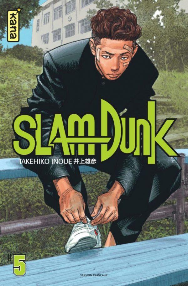 Slam Dunk -Star edition T.05 | 9782505076544
