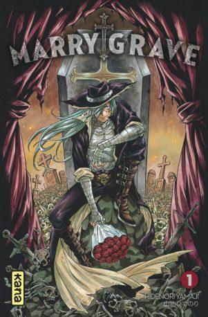 Marry Grave T.01 | 9782505076643