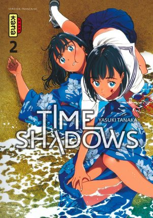 Time Shadows T.02 | 9782505076674