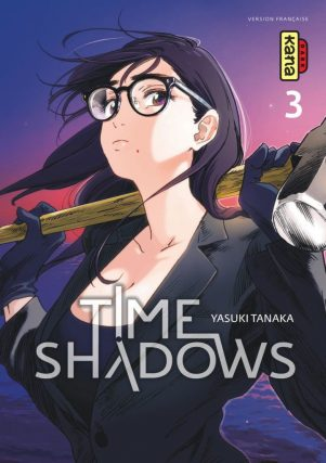 Time Shadows T.03 | 9782505076681