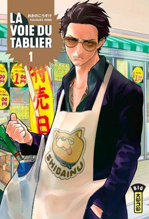 Gokushufudo - La voie du Tablier T.01 | 9782505076698