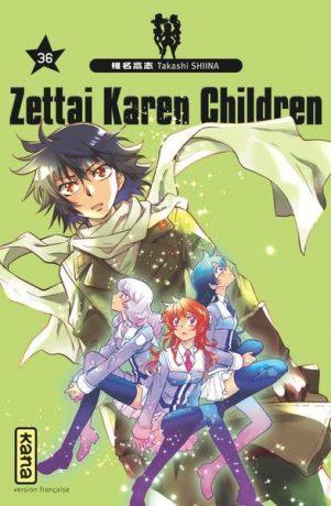 Zettai Karen Children T.36 | 9782505078180