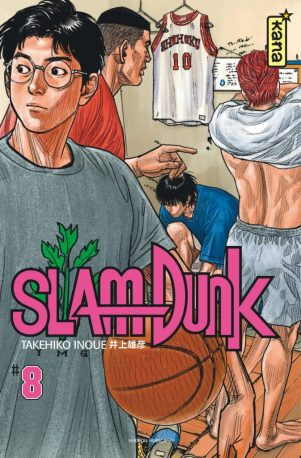 Slam Dunk -Star edition T.08 | 9782505078494