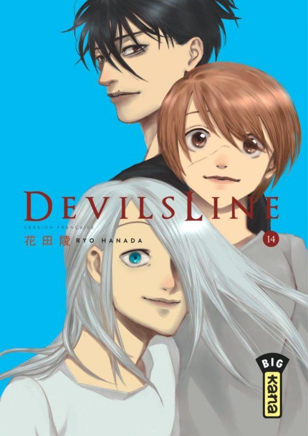 Devil's Line T.14 | 9782505084433