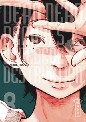 Dead Dead Demon's Dededededestruction T.08 | 9782505084617