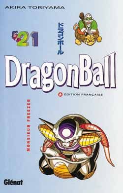 Dragon Ball - 1ere ed. - Sens occidental T.21 | 9782723418645