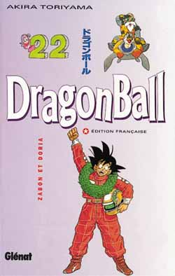 Dragon Ball - 1ere ed. - Sens occidental T.22 | 9782723418652