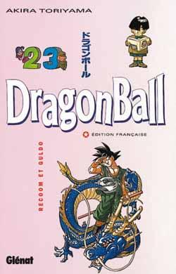 Dragon Ball - 1ere ed. - Sens occidental T.23 | 9782723418669