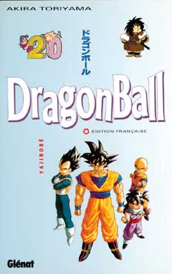Dragon Ball - 1ere ed. - Sens occidental T.20 | 9782723419239