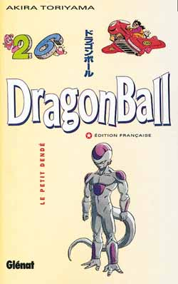 Dragon Ball - 1ere ed. - Sens occidental T.26 | 9782723422253