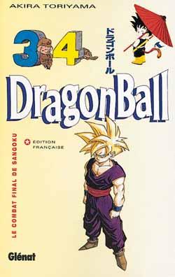 Dragon Ball - 1ere ed. - Sens occidental T.34 | 9782723423526