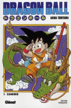 Dragon Ball - Ed. Originale - Sens Japonais T.01 | 9782723434621