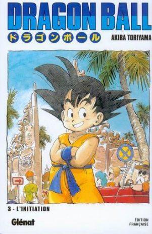 Dragon Ball - Ed. Originale - Sens Japonais T.03 | 9782723434645