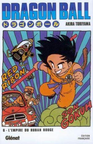 Dragon Ball - Ed. Originale - Sens Japonais T.06 | 9782723434676