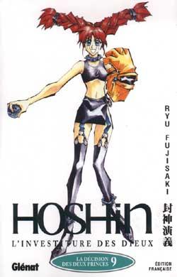 Hoshin T.09   9782723442169
