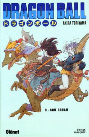 Dragon Ball - Ed. Originale - Sens Japonais T.09 | 9782723446907