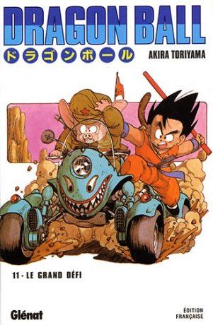 Dragon Ball - Ed. Originale - Sens Japonais T.11 | 9782723446938