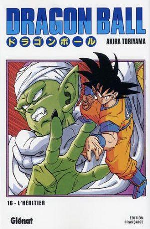 Dragon Ball - Ed. Originale - Sens Japonais T.16 | 9782723448390