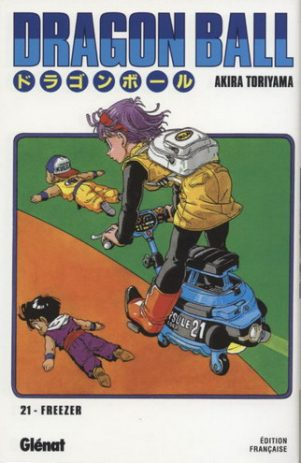 Dragon Ball - Ed. Originale - Sens Japonais T.21 | 9782723449182