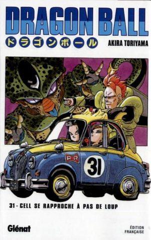 Dragon Ball - Ed. Originale - Sens Japonais T.31 | 9782723449281