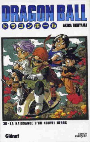 Dragon Ball - Ed. Originale - Sens Japonais T.36 | 9782723449335