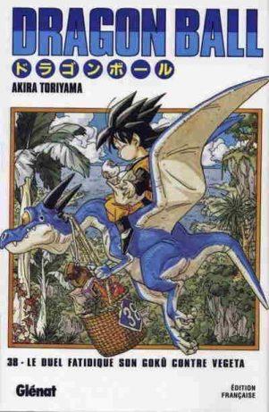 Dragon Ball - Ed. Originale - Sens Japonais T.38 | 9782723449359