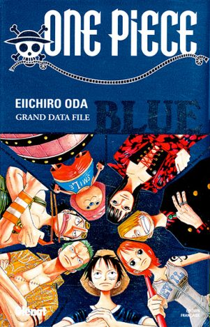 One Piece - Data Book T.02 Blue | 9782723450263