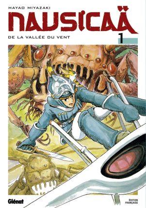 Nausicaa de la Vallee du Vent T.01   9782723468343